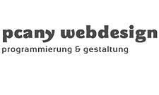 Abbildung des Logos für pcany webdesign.